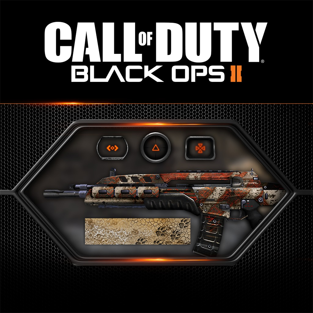 Call of Duty®: Black Ops II - Coyote Pack