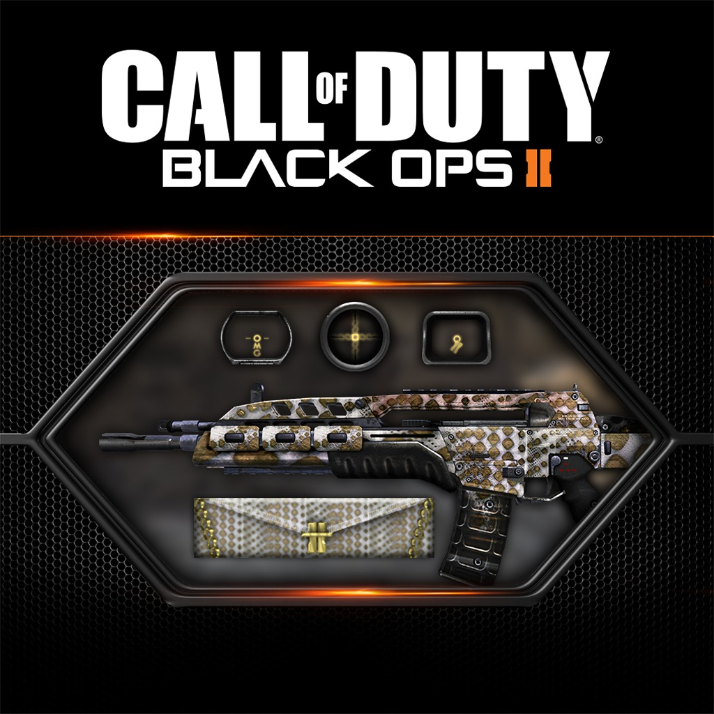 Call of Duty®: Black Ops II - Glam Pack