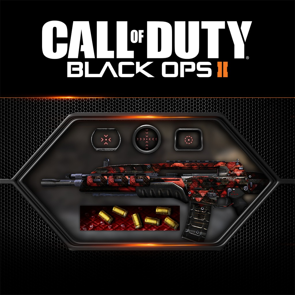 Call of Duty®: Black Ops II - Rogue Pack