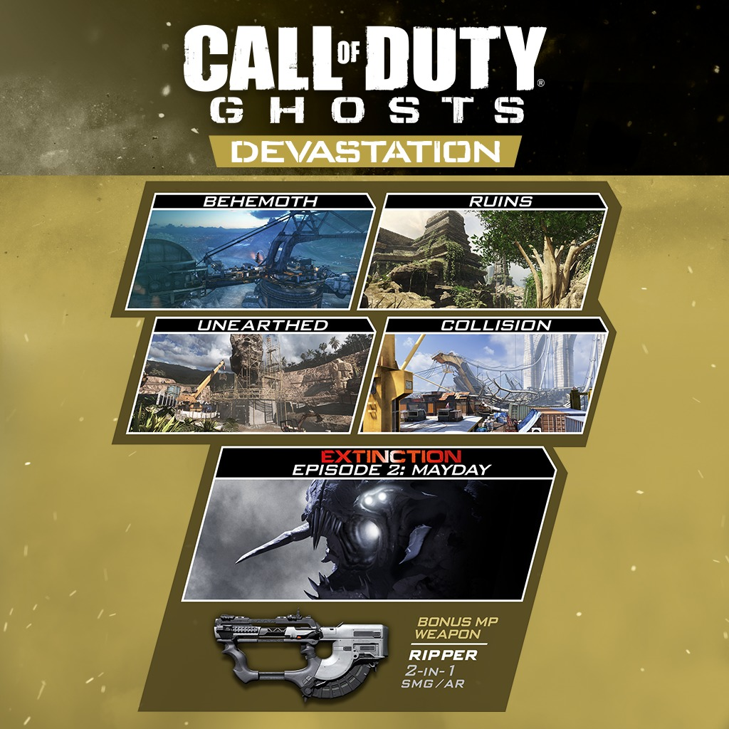 Call of Duty®: Ghosts - Devastation DLC Pack Preview