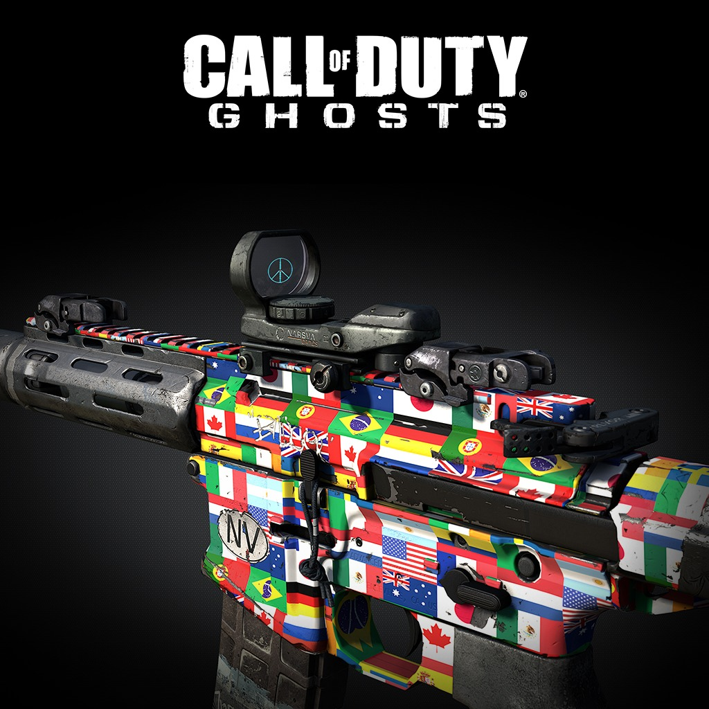 Call of Duty®: Ghosts -  Flags of the World Pack