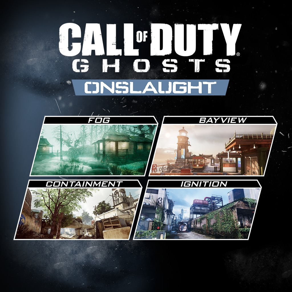 Call of Duty®: Ghosts - Official Onslaught DLC Pack Preview