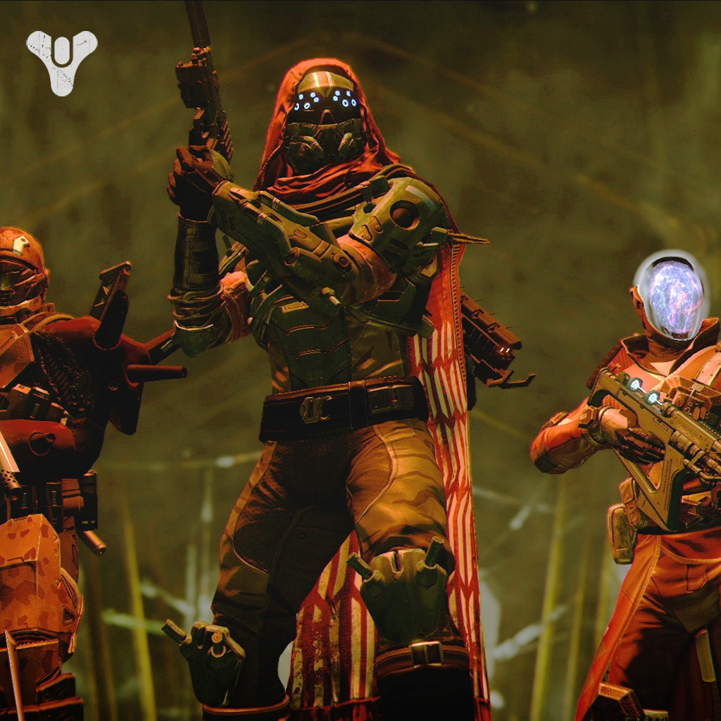 Destiny: The Taken King We Are Guardians Trailer