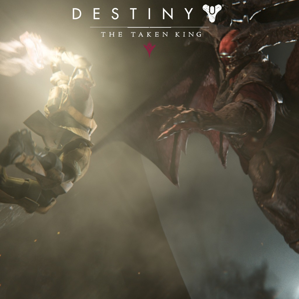 Destiny: The Taken King - Live Action Trailer