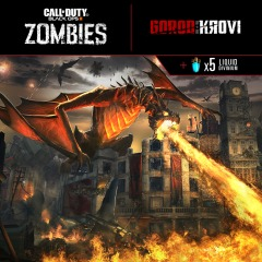 Call of Duty® Black Ops III - Gorod Krovi Zombies Map