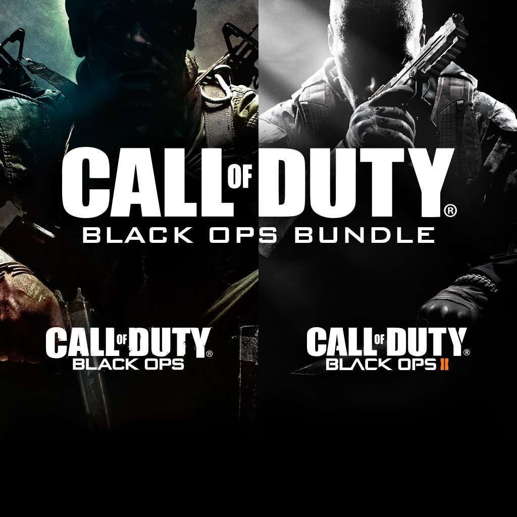 Call of Duty®: Black Ops & Black Ops II Game Bundle