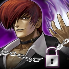 The King of Fighters XIII™ Iori with the Power of Flames