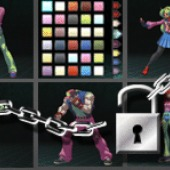 The King of Fighters XIII™ Unlock Customize Colors