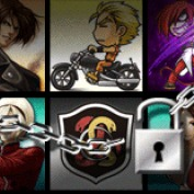 The King of Fighters XIII™ Unlock Icons
