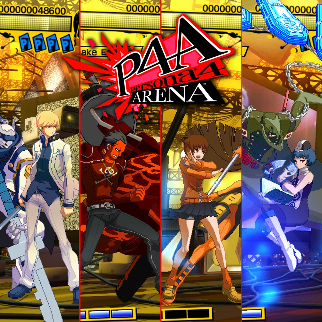 Persona®4 Arena™: Additional Colors Full Pack