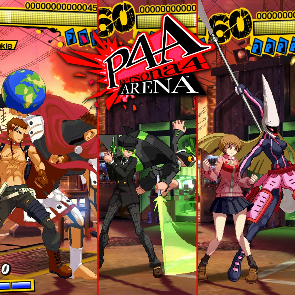 Persona®4 Arena™: Additional Colors Pack #2