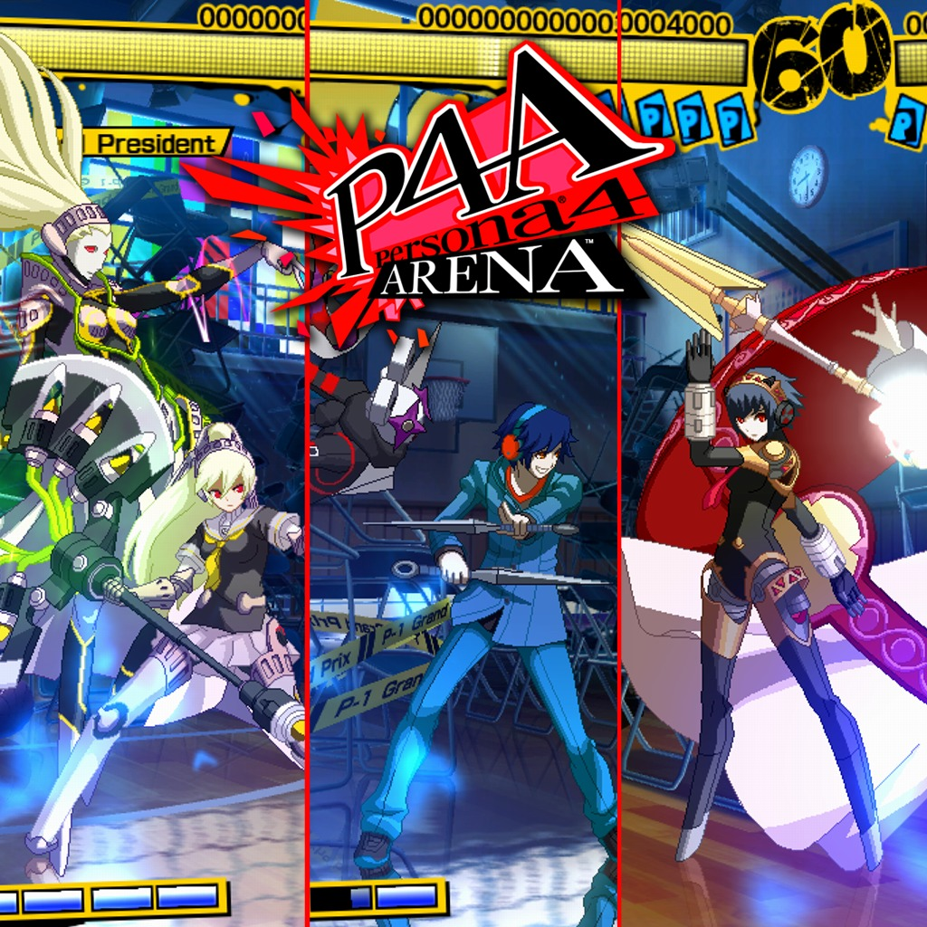 Persona®4 Arena™: Additional Colors Pack #3