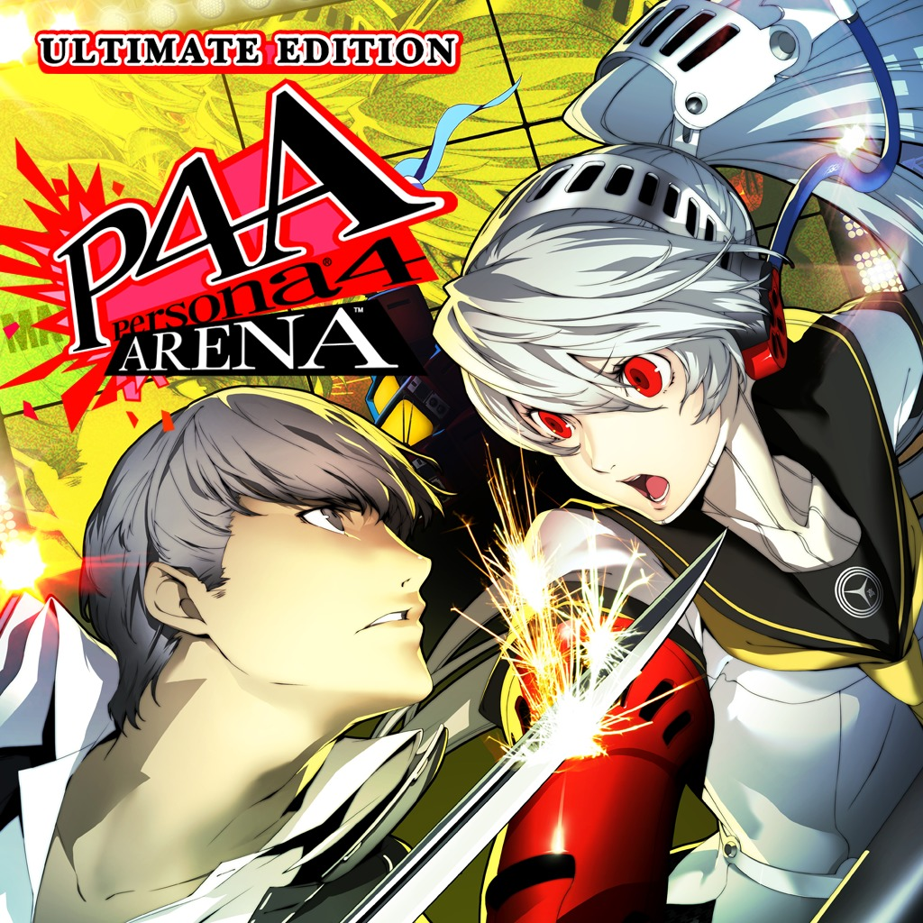Persona®4 Arena™ Ultimate Edition