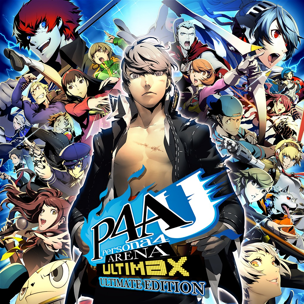Persona®4 Arena™ Ultimax ULTIMATE Edition