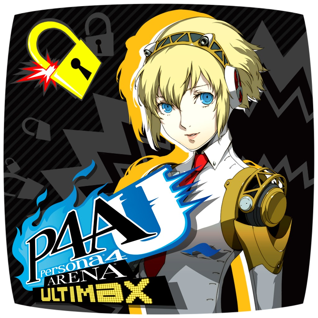 Persona®4 Arena™ Ultimax - Navigation: Aigis