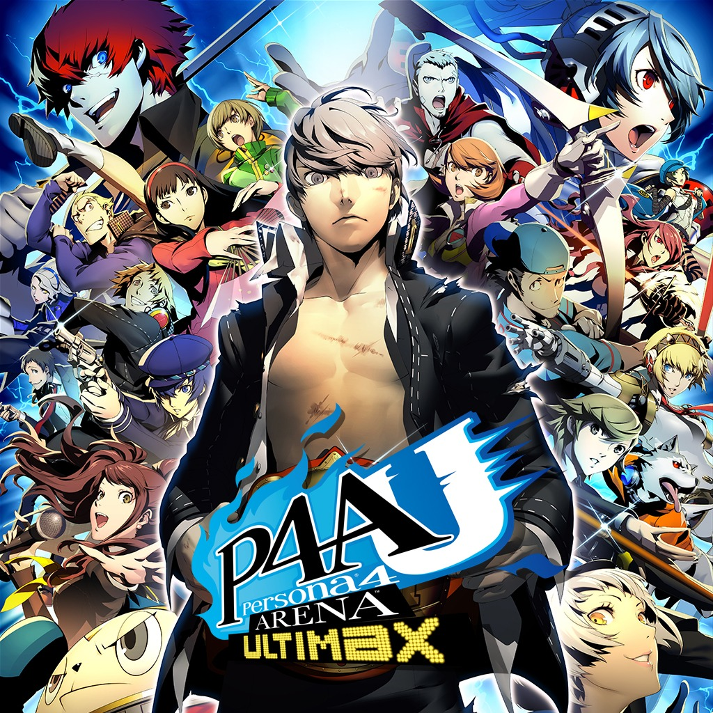 Persona®4 Arena™ Ultimax