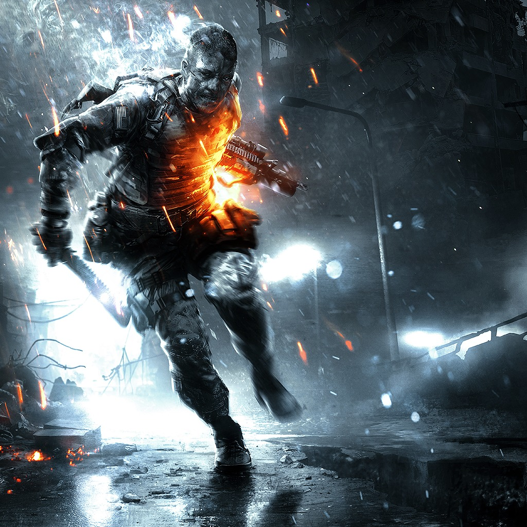 Battlefield 3™ Aftermath Theme