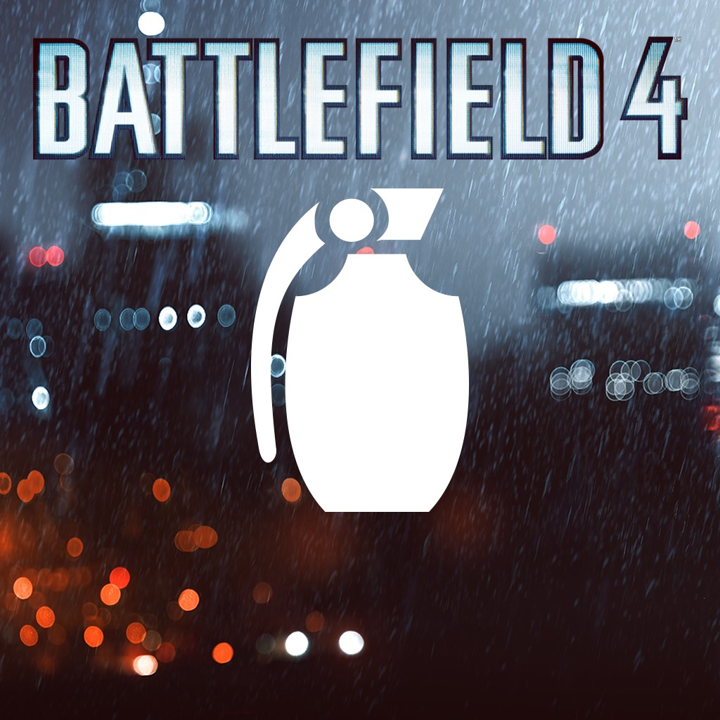 Battlefield 4™ Grenade Shortcut Kit