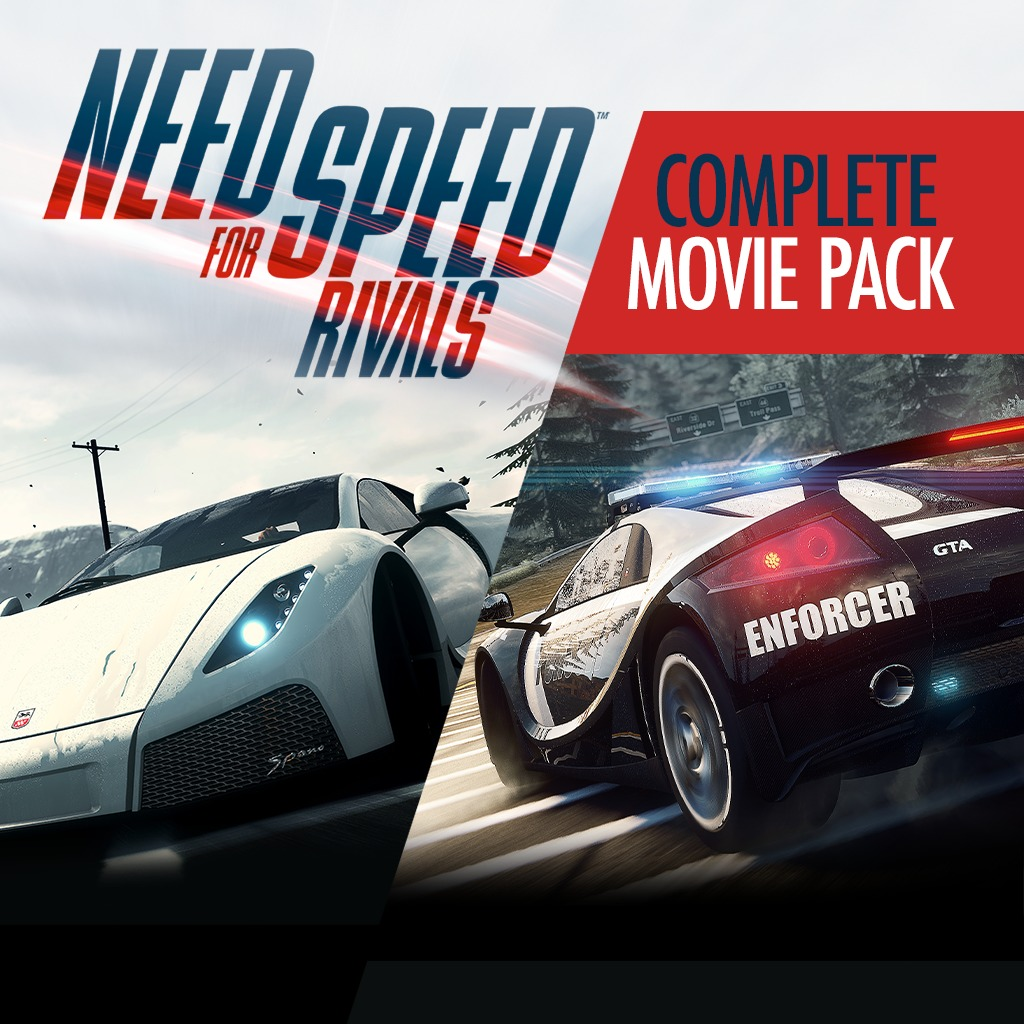 Need for Speed™ Complete Movie Pack