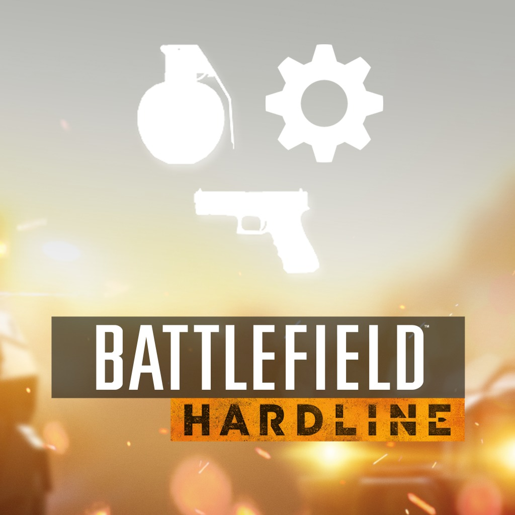 Battlefield™ Hardline - Gear Shortcut