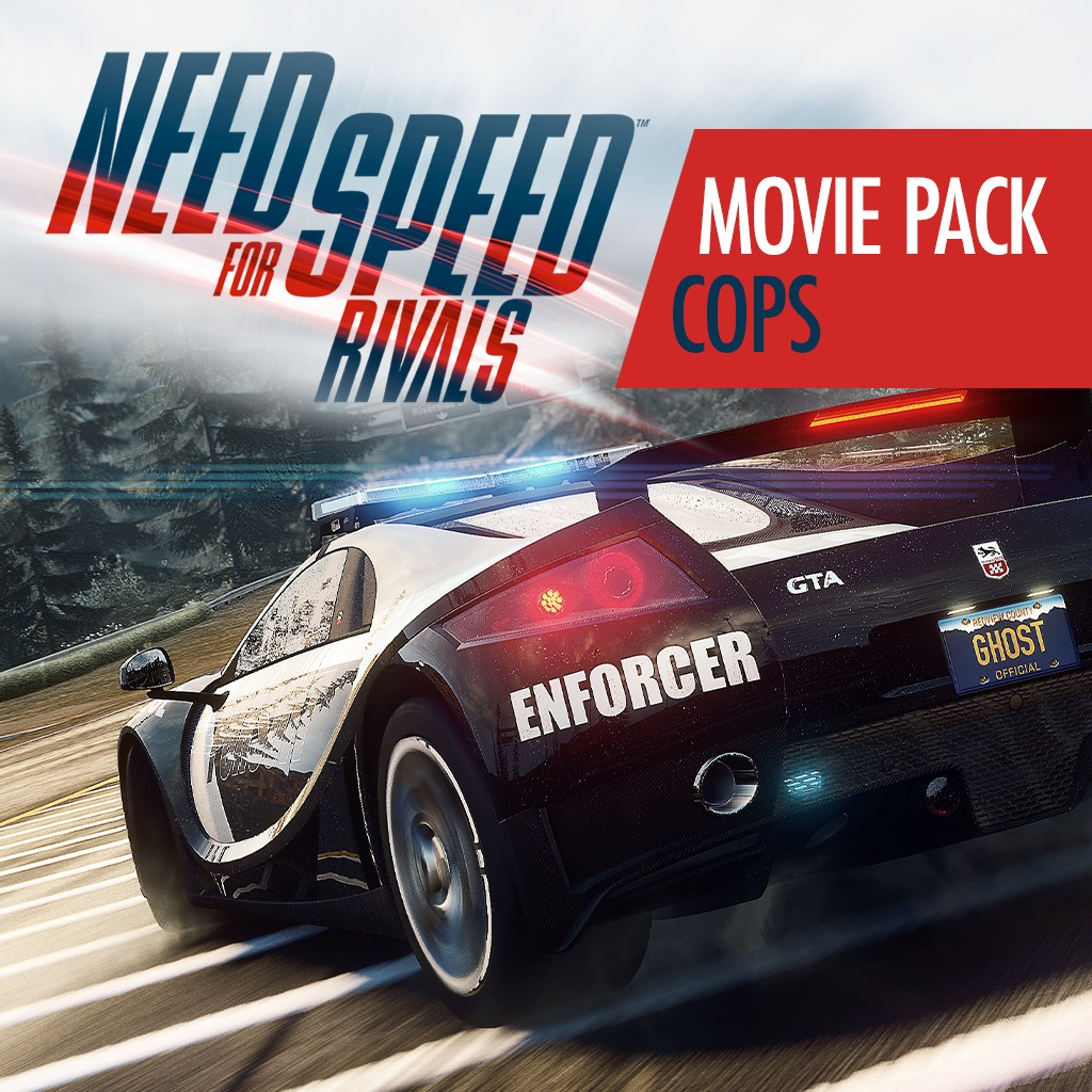 Need for Speed™ Movie Pack - Cops