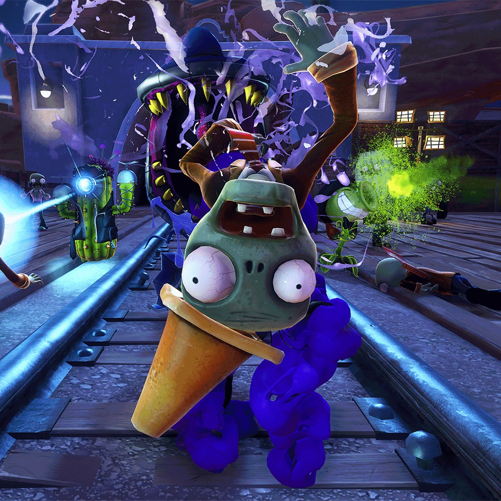 Plants vs. Zombies Garden - Warfare Launch Trailer