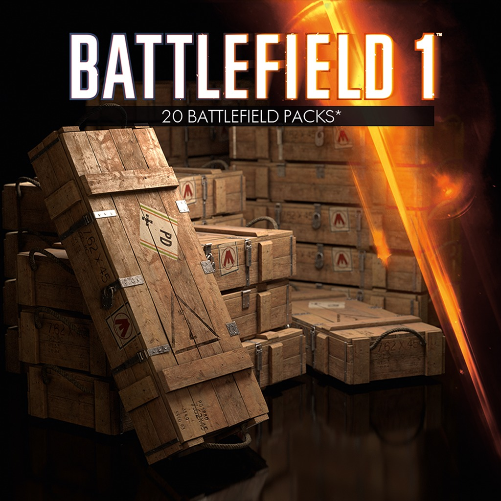 Battlefield™ 1 Battlepacks x 20
