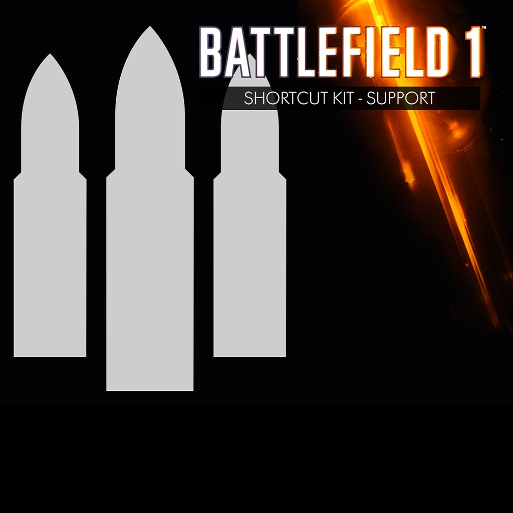 Battlefield™ 1 Shortcut Kit: Support Bundle