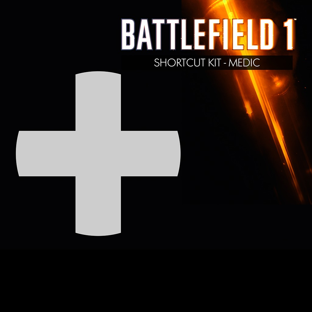 Battlefield™ 1 Shortcut Kit: Medic Bundle