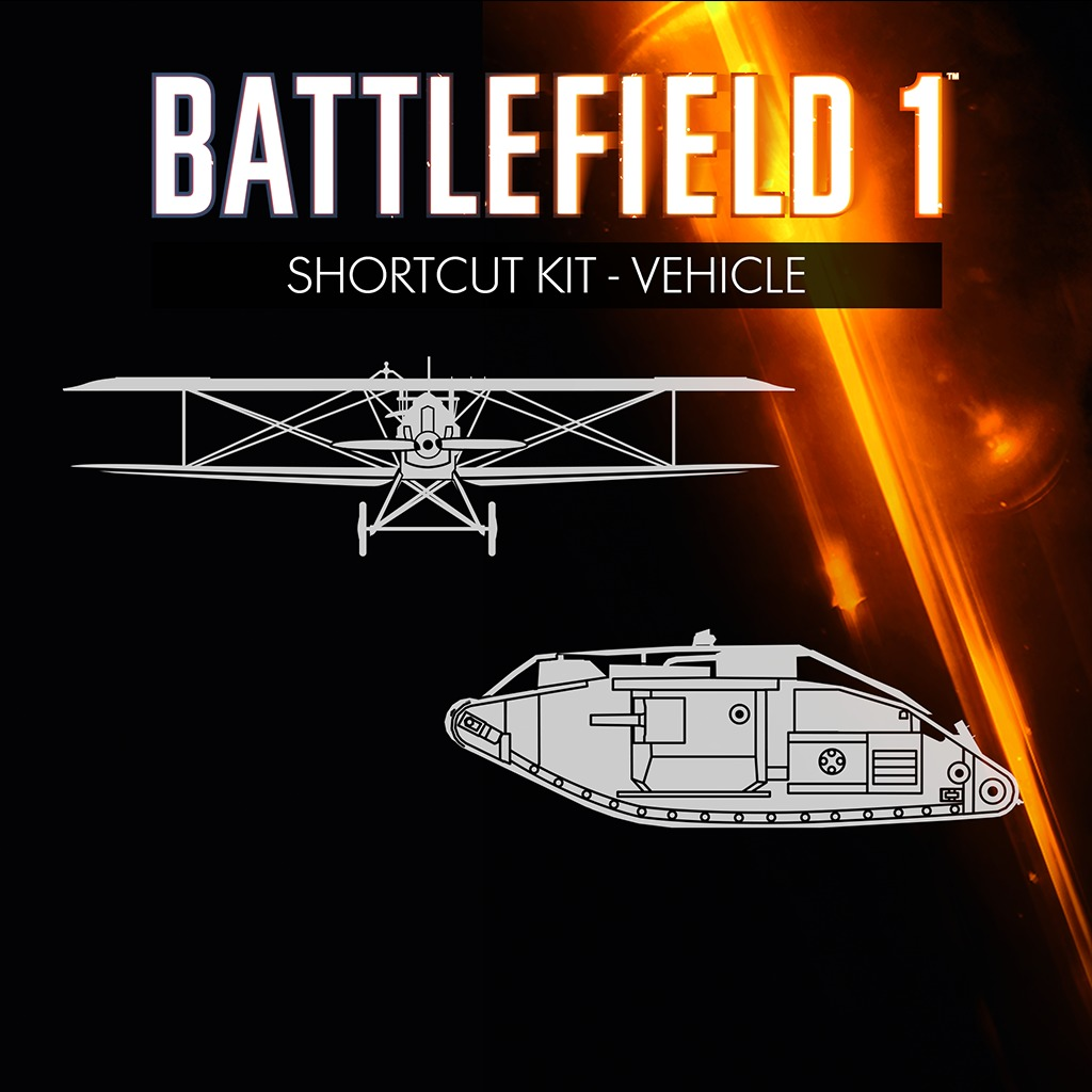 Battlefield™ 1 Shortcut Kit: Vehicle Bundle