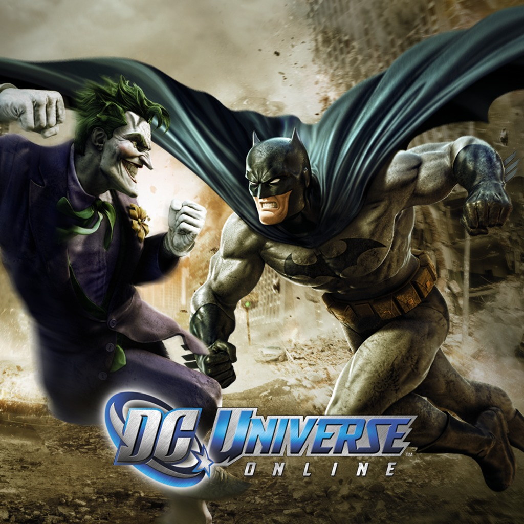 "DC Universe™ Online ""Coming Soon to PS4"" Trailer"