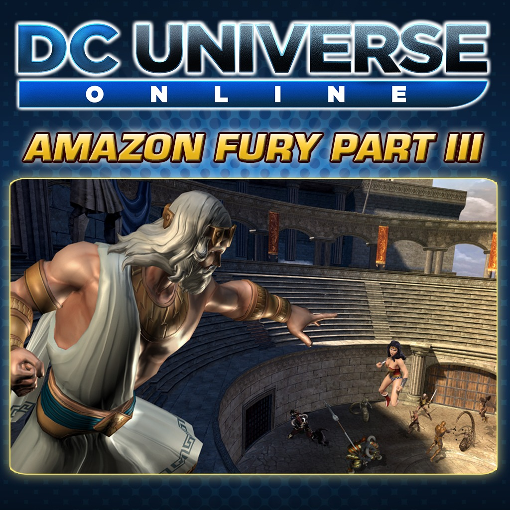 Amazon Fury Part III