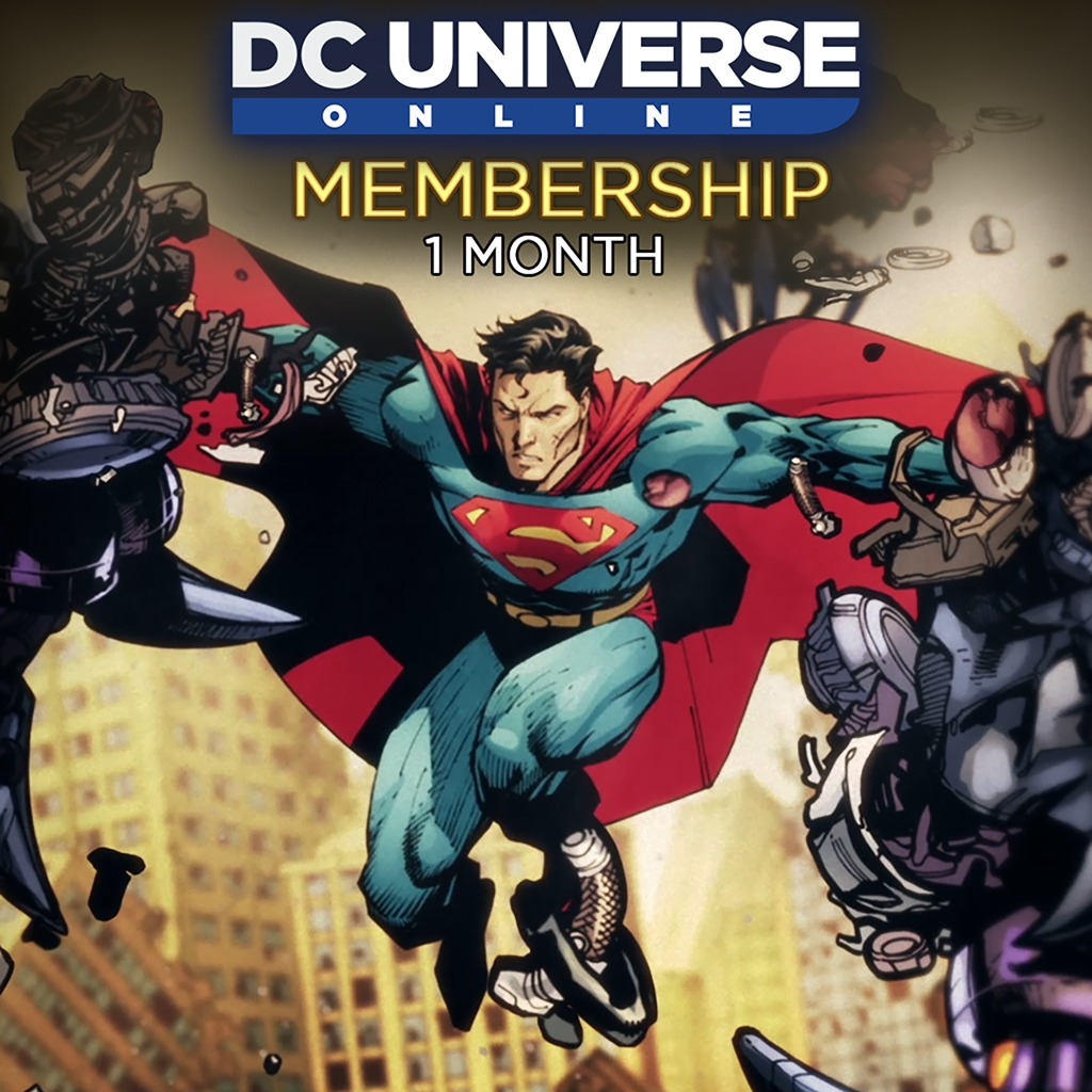 DC Universe™ Online 1-Month Membership