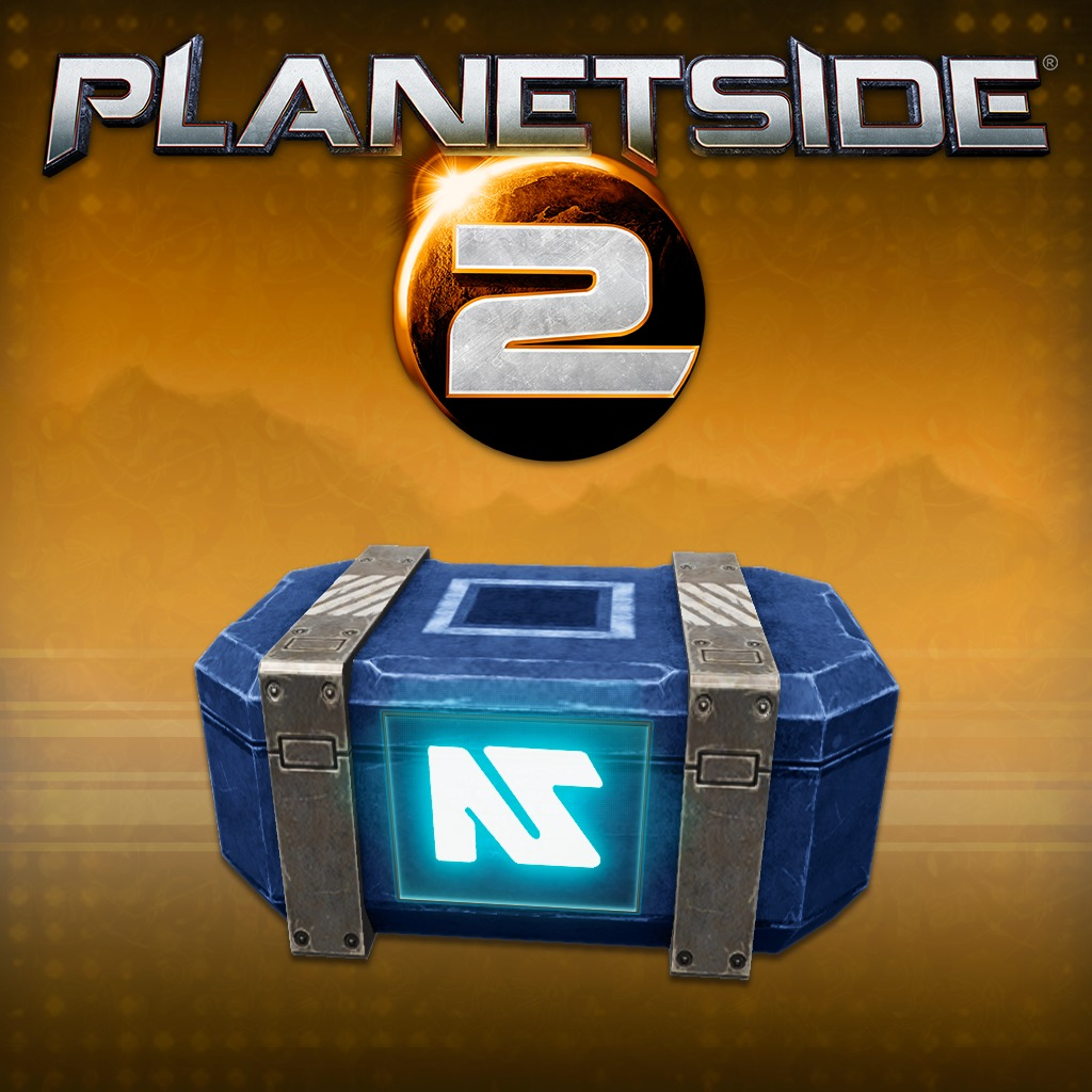 PlanetSide 2 - Nanite Systems Starter Bundle