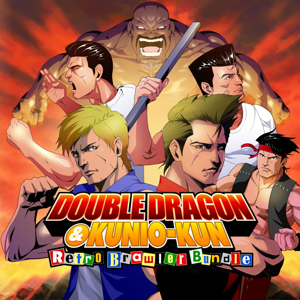 Double Dragon and Kunio-kun: Retro Brawler Bundle