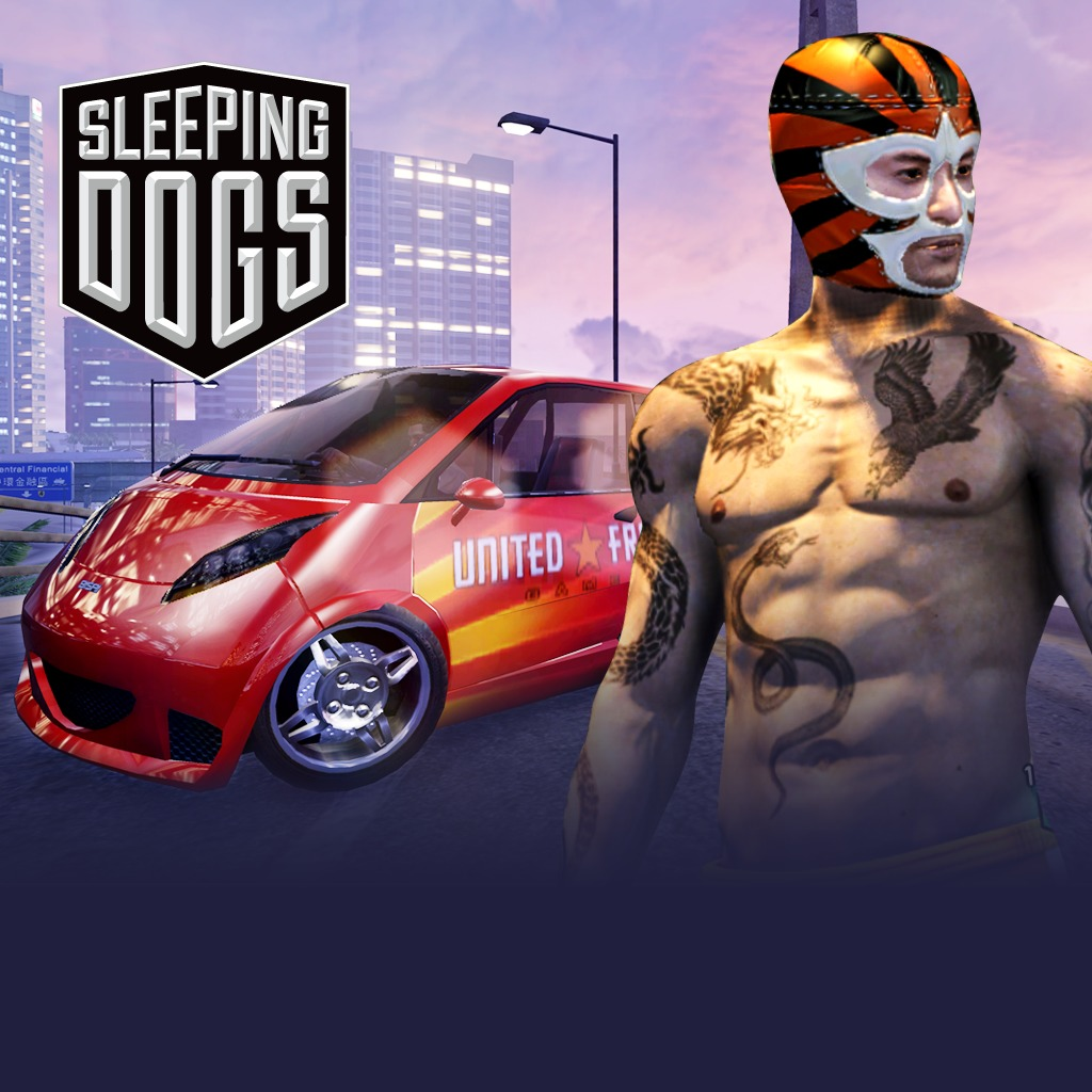 Sleeping Dogs Community Gift Pack