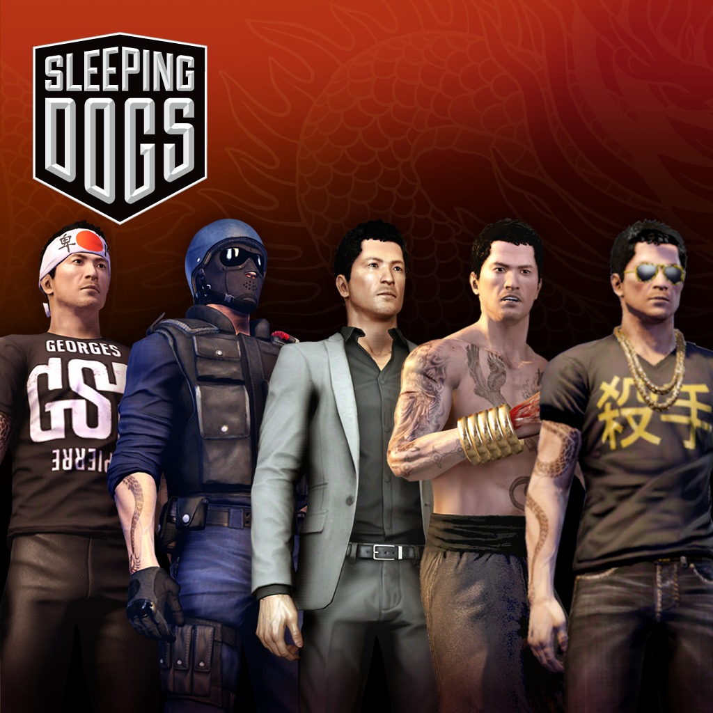 Sleeping Dogs Dragon Master Pack