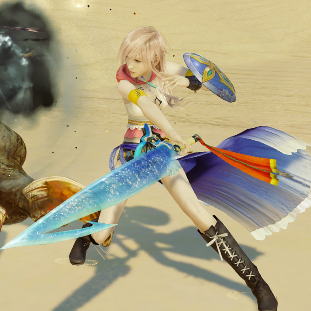 LIGHTNING RETURNS: FFXIII - FFX-2 Yuna