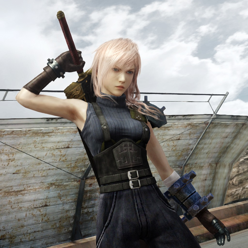 LIGHTNING RETURNS: FFXIII - FFVII Cloud