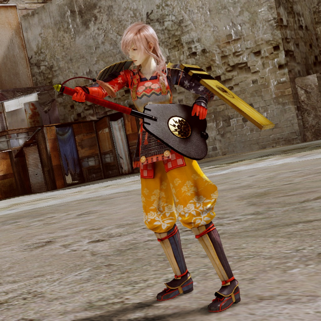LIGHTNING RETURNS: FFXIII - Shining Prince