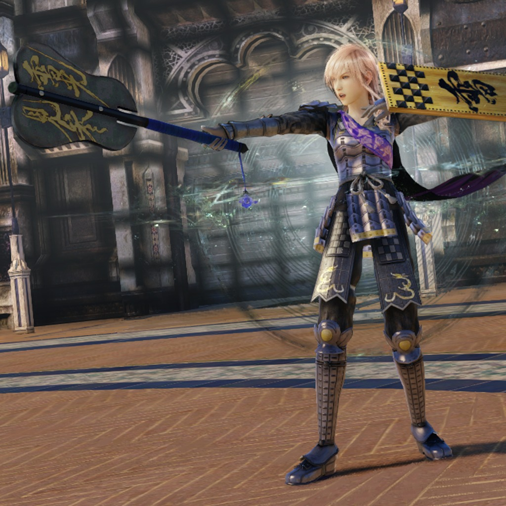 LIGHTNING RETURNS: FFXIII - Utsusemi