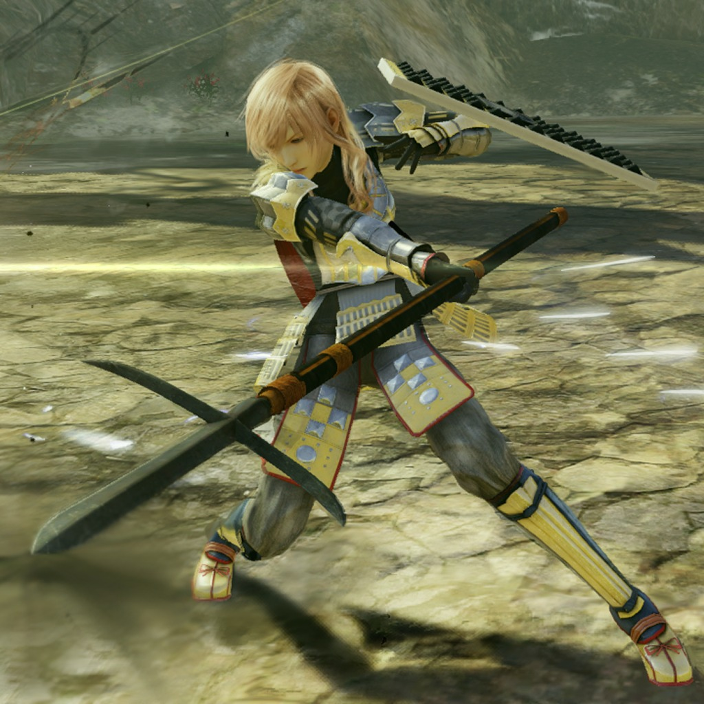 LIGHTNING RETURNS: FFXIII - Sohei Savior