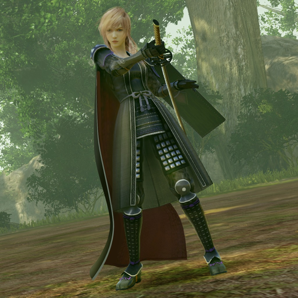 LIGHTNING RETURNS: FFXIII - Dark Samurai