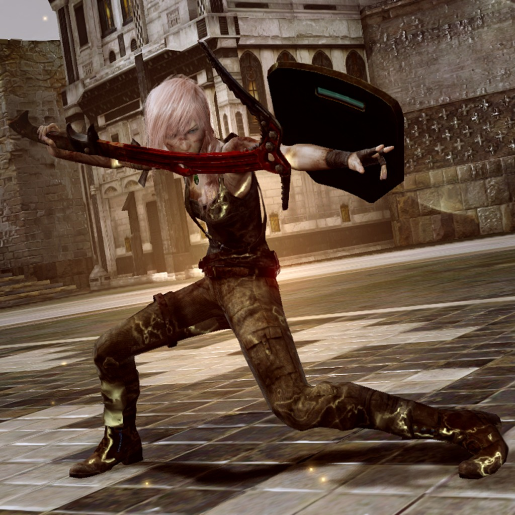 LIGHTNING RETURNS: FFXIII - Tomb Raider