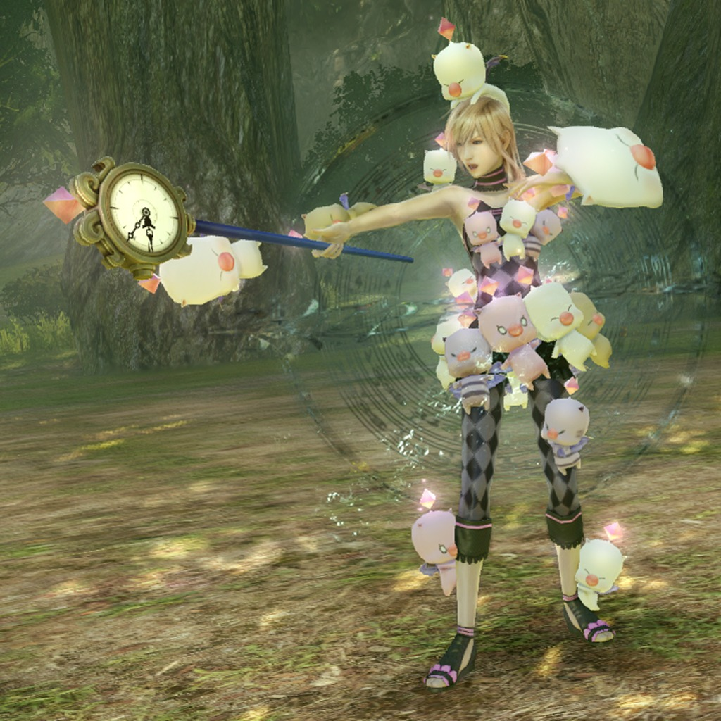 LIGHTNING RETURNS: FFXIII - Moogle Lover