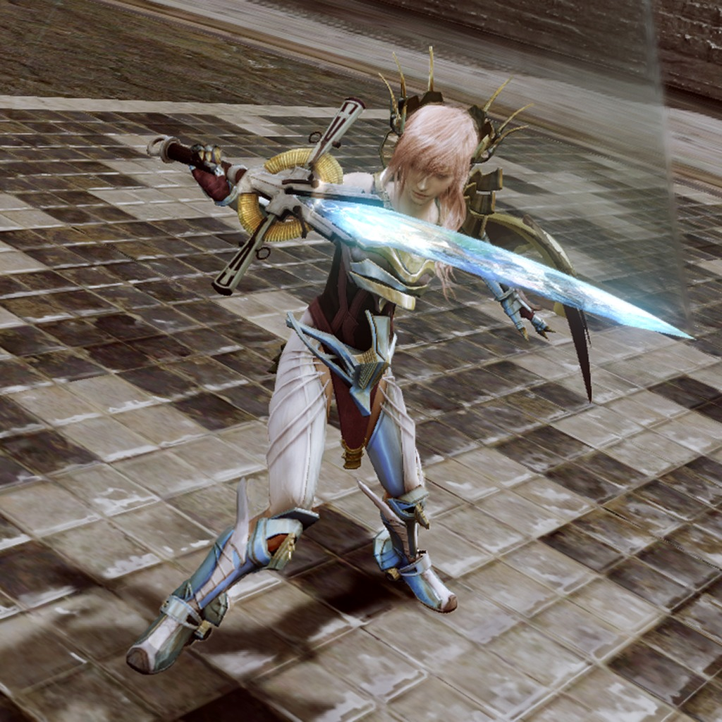 LIGHTNING RETURNS: FFXIII - Ultimate Savior