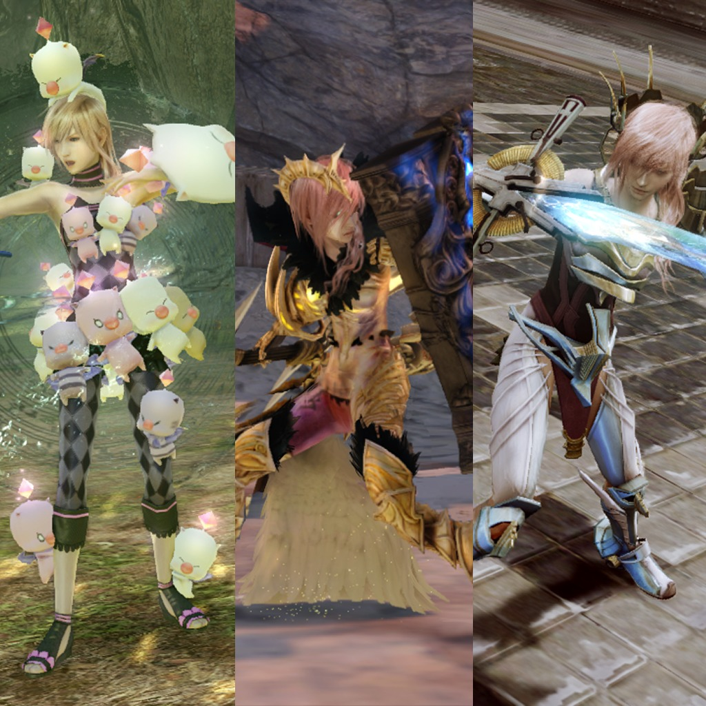 LIGHTNING RETURNS: FFXIII - Premium Collection