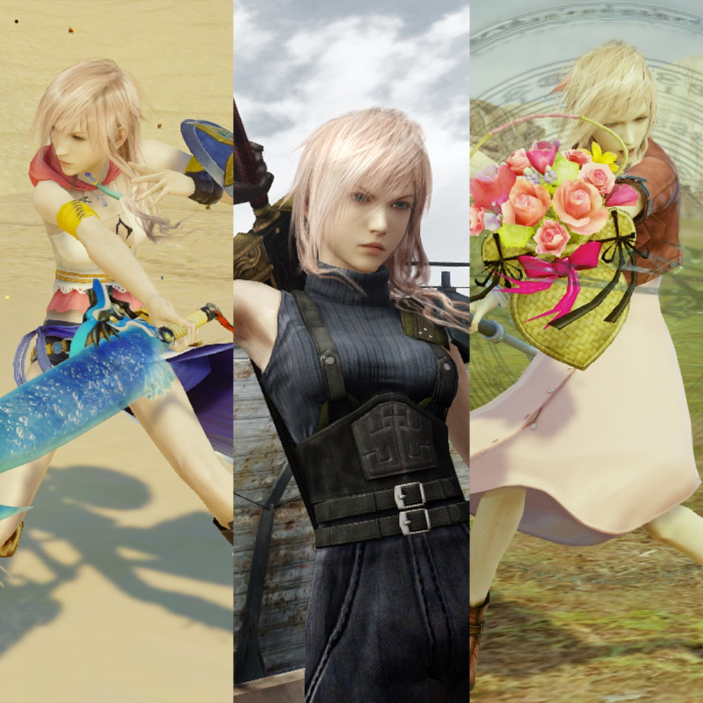 LIGHTNING RETURNS: FFXIII - FF LEGENDS Collection