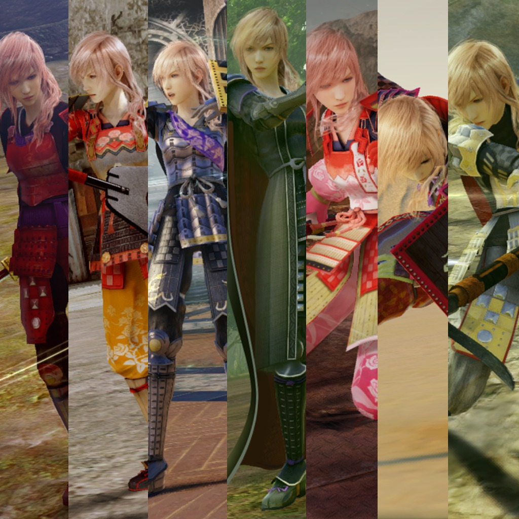 LIGHTNING RETURNS: FFXIII - The Samurai Collection