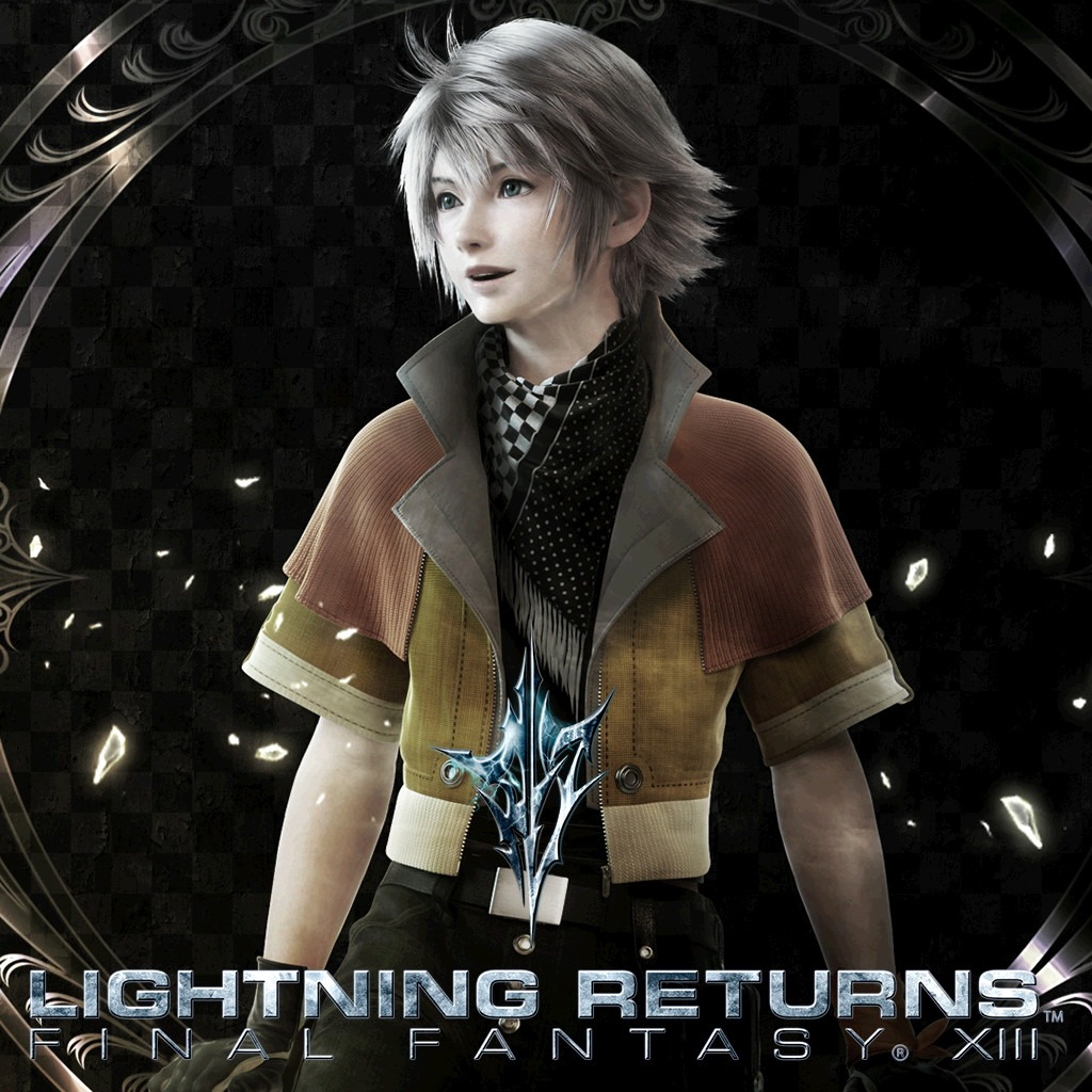 LIGHTNING RETURNS: FINAL FANTASY XIII Hope Custom Theme